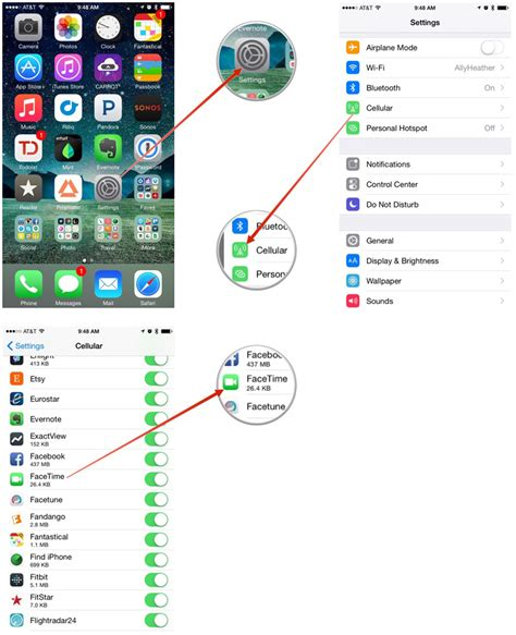 how to see how much data used on iphone how to see how much data a facetime call used on iphone