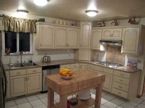 telisas refinishing oak cabinets    pictures