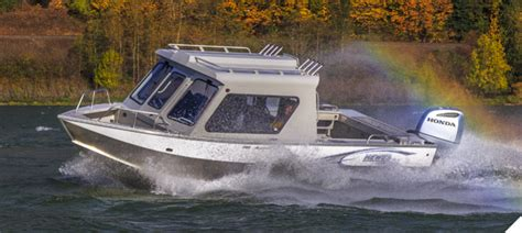 Aluminum Boats Of Alaska by Research 2014 Hewescraft 260 Alaskan Et Ht On Iboats