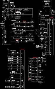 Elevator Wiring Panel Diagram  Maclar Control  Yascawa