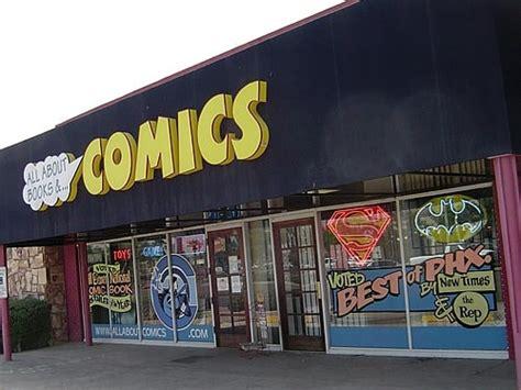 All About Books & Comics  Phoenix, Az Yelp