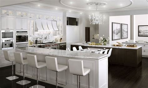 Cuisine Design De Luxe Cuisine Blanche 36 Id 233 Es De Luxe Pour Une Cuisine Design