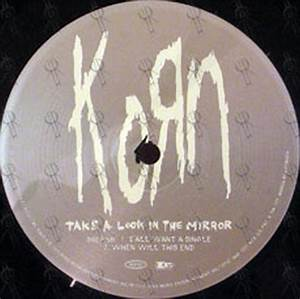 KORN - Take A Look In The Mirror (12 Inch / LP, Vinyl ...