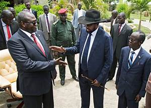 South Sudan government, rebels form transitional coalition ...