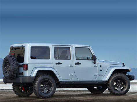 Gambar Mobil Jeep Wrangler Unlimited by 2012 Jeep Wrangler Arctic Gambar Mobil