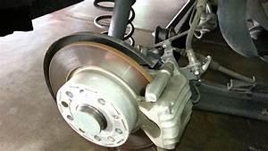 2012 Vw Jetta - Rear Disc Brakes
