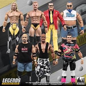 Legends Of Professional Wrestling Series Action Figures