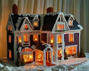 Lebkuchenhaus Selber Machen : the coolest gingerbread houses in the world youbentmywookie ~ Watch28wear.com Haus und Dekorationen