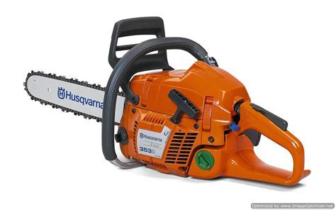 Husqvarna 353 51.7 cc gas chainsaw review. Read before buying
