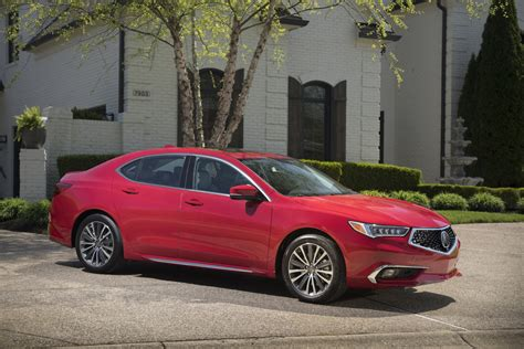 acura tlx performance review  car connection