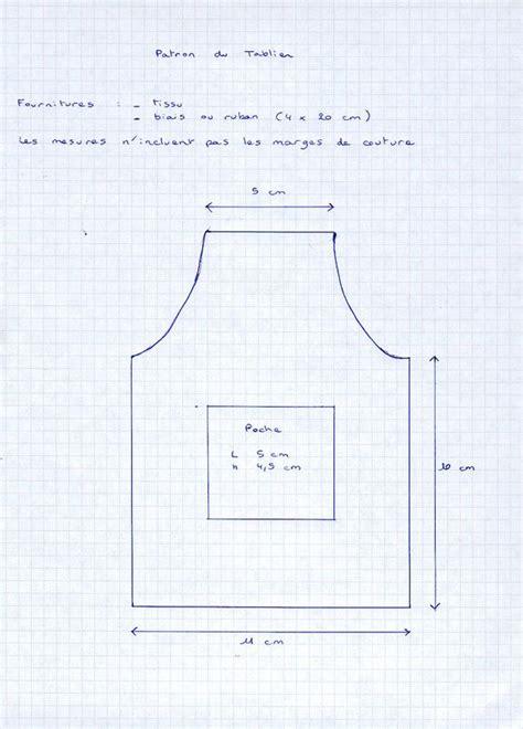couture tablier cuisine tutoriel couture tablier