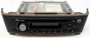 2002 2003 2004 2005 2006 2007 Nissan Sentra Factory Stereo