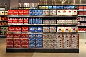Beers Sold in Grocery Stores