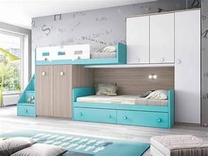 Ikea Lit Une Place : lit superpose une place maison design ~ Preciouscoupons.com Idées de Décoration