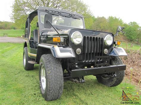 willys cjb mitsubishi  jeep