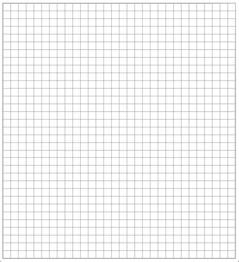 graph paper template word 7 printable math graph paper templates sle templates