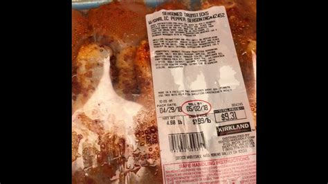 Pat your chicken wings dry (the dryer they are, the crispy they will get!). costco garlic pepper wings