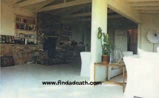 Sharon Tate House Inside