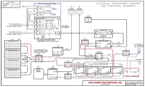 rv solar panel installation wiring diagram free wiring