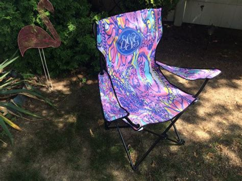 design your own personalized lawn chair by