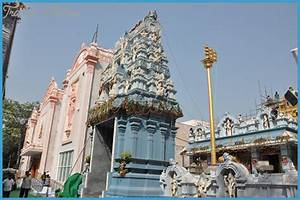 Tirupati Balaji Temple India - TravelsFinders.Com