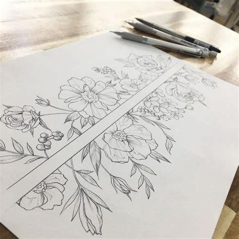 ffdfaac flower arm band tattoo flower tattoosjpg  draw