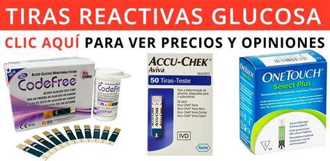 comprar tiras reactivas glucometro comprar glucometro