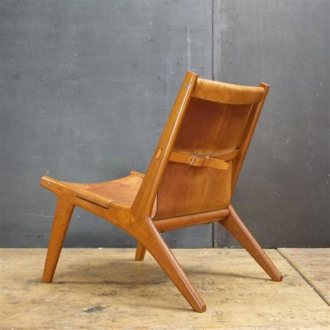 Hunting Lounge Chair By Uno And Osten Kristiansson In Oak