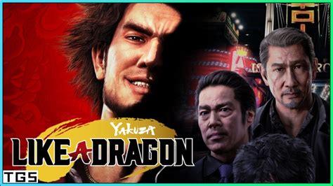 la saga yakuza se reinventa  yakuza   dragon