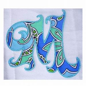 free monogram machine embroidery free embroidery patterns With applique letters embroidery designs