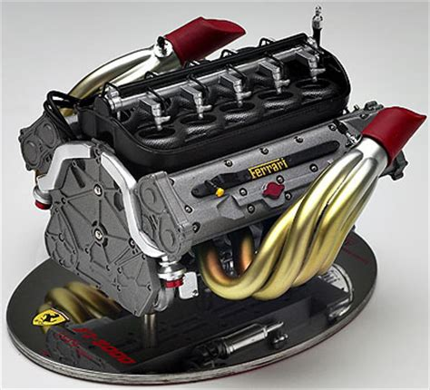 competition win scale ferrari engine pitpasscom