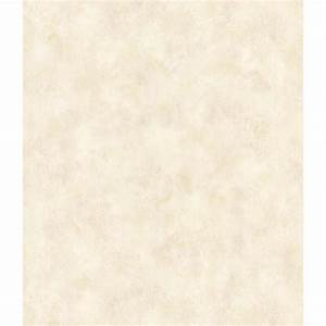 56 sq. ft. Silas Grey Medallion Texture Wallpaper