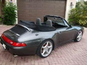 Addict Deck by 1995 Porsche 993 Cabriolet Rennlist Discussion Forums