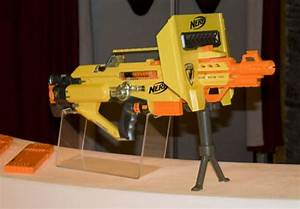 Today in Badass Things: Nerf's Fully Automatic Rifle | The ...