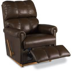 la z boy vail leather rocker recliner on sale at for 498 was 749 99 34