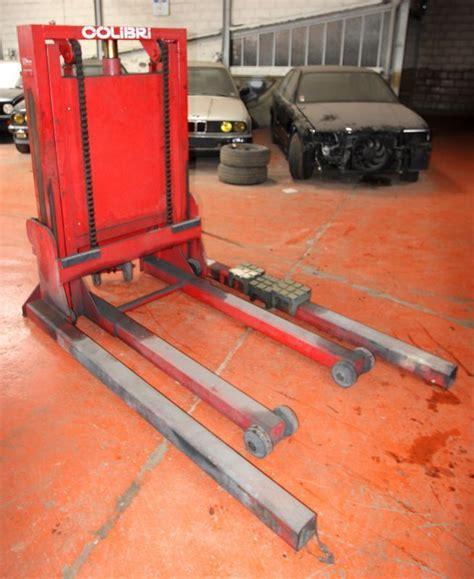 climatisation bureau pont elevateur mobile coles 2502 2500 kg