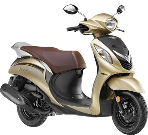 Yamaha Fascino Scooter - Features, Mileage, Colors, Price