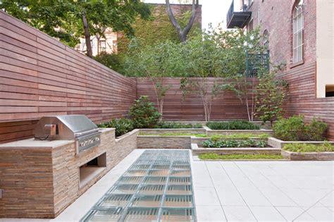 triyae townhouse backyard privacy ideas various