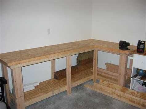 garage garage workbench ideas  complete  finish