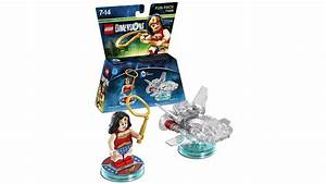 Lego Dimensions DC Comics Fun Pack Wonder Woman On PS4