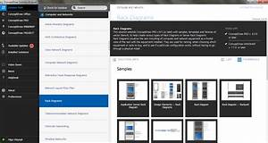 Network Diagramming Software For Design Rack Diagrams