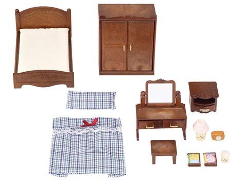sylvanian families master bedroom master bedroom set sylvanian families 17450 | 5054131050392.PT02 uk