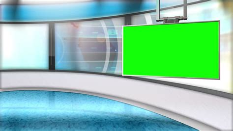 desk news interview background stock footage video