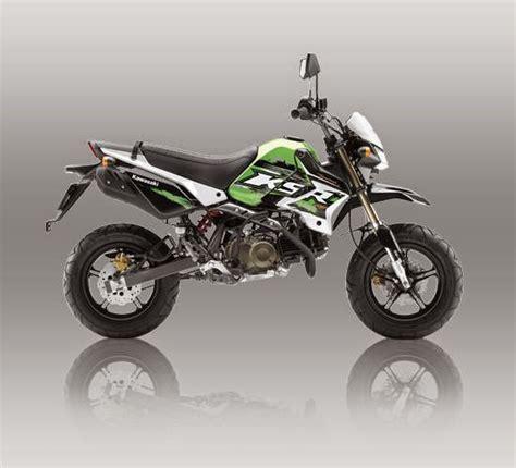 Modification Kawasaki Ksr Pro by Harga Dan Spesifikasi Kawasaki Ksr Pro Terbaru
