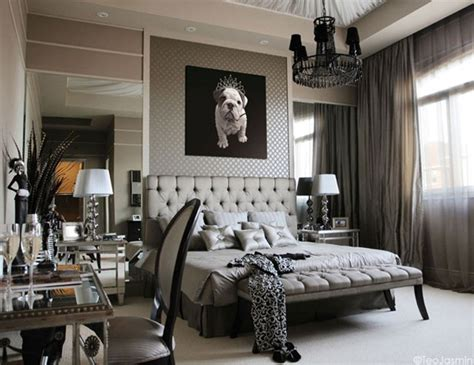 Glamorous Bedroom Mirrors by Creating Space With Ghost And Mirror Furniture