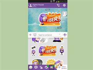 How to Download Stickers in Viber for Smartphones: 7 Steps