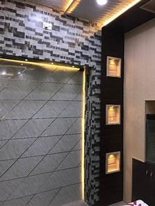 PVC Interior Design With PVC Wall Paneling PVC Ceiling