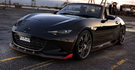 Modifikasi Mazda 5 by Modifikasi Mazda Mx 5 Roadster Quot Quot Ala Damd