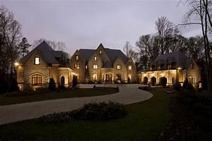 Few Luxury Mansions
