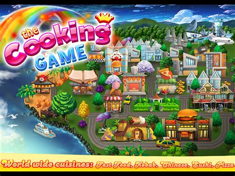 The Cooking Game Master Chef Kitchen For Girls Android